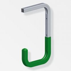 Wandhaken grün 155x260